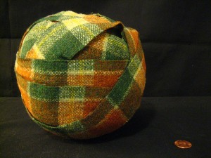 flannel ball