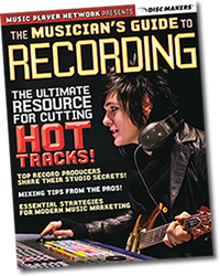 Musician's Guide to Recording