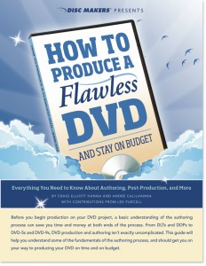 Disc Maker's Presents How to Produce a Flawless DVD