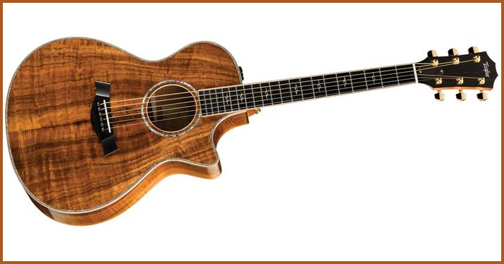 How Taylor Guitars Are...