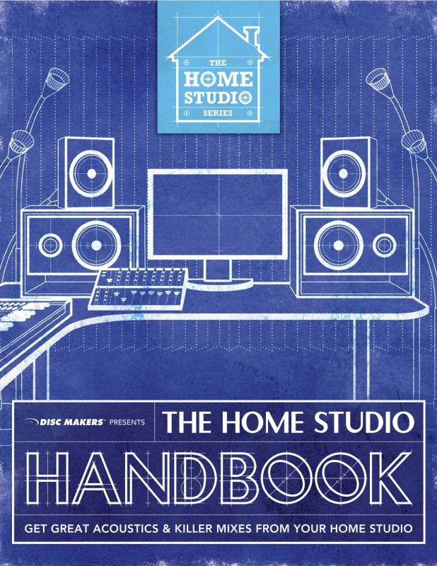 The Home Studio Handbook home recording studio guide