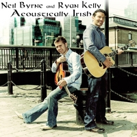Neil Byrne and Ryan Kelly