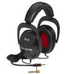 EX-25 isolation headphones