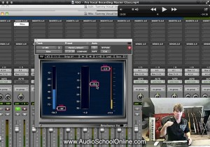 hip hop vocals compressor settings