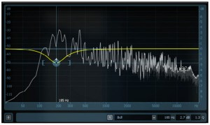 Parametric EQ and your audio mix