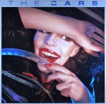 The Cars on vinyl record