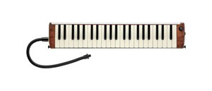 gigging without electricity - melodica
