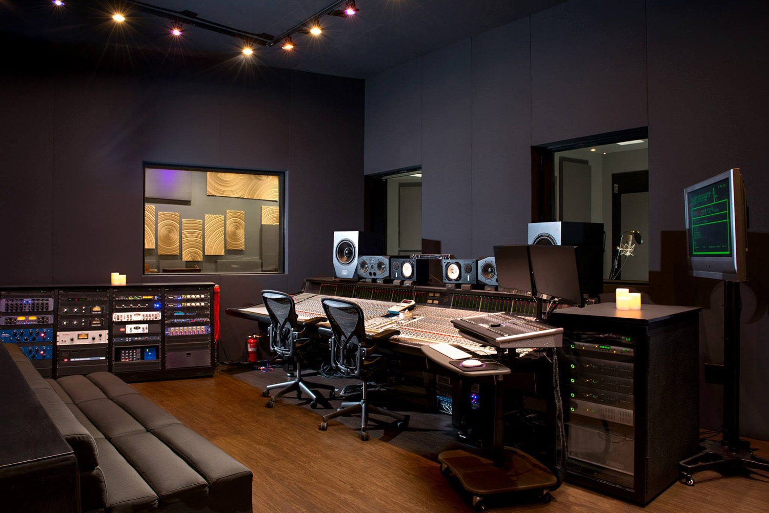 Kitchen Paint Color Ideas How To Choose A Recording Studio Recording Studio Tips