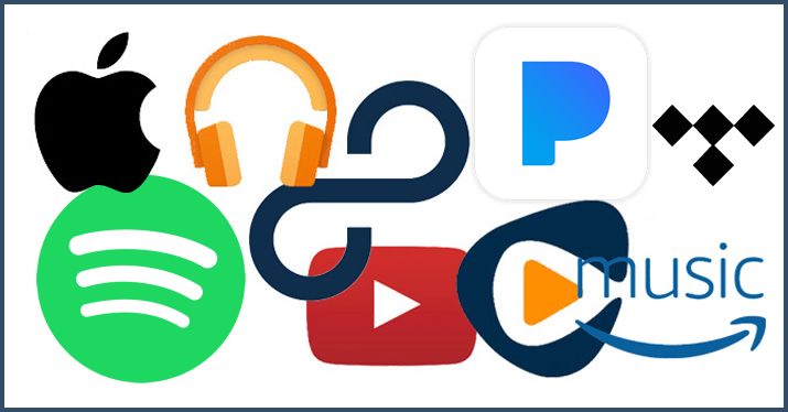 music streaming 2016