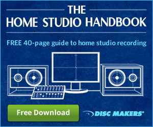 The Home Studio Handbook