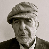 musicians who died in 2016: leonard cohen