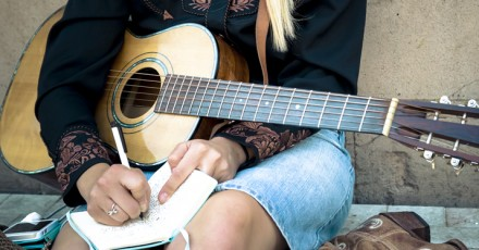 Songwriting and writers block