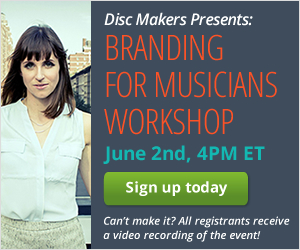 BRANDING FOR MUSICIANS WORKSHOP