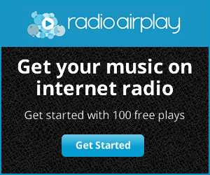 Radio Airplay: Get your music on internet radio