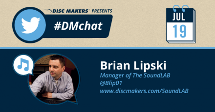 Brian Lipski - Introduction to Mastering #DMchat