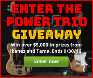 Enter the Power Trio Giveaway!