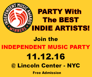 Independent Music Awards - Lincoln Center