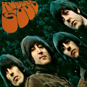 George Harrison's songwriting: Rubber Soul