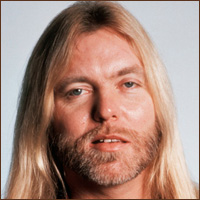 musicians who died in 2017: Gregg Allman
