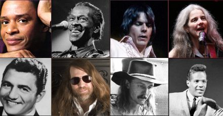 Musicians who died in 2017