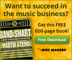 Want to succeed in the music business? Get this FREE 600-page book!