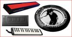 Four Alternative Keyboard Instruments
