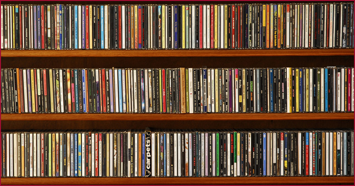 music libraries