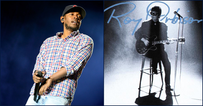 song structures of Roy Orbison and Kendrick Lamar