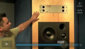 SoundLab Blue Room