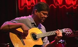 Bob Wilson Play Spanish Guitar