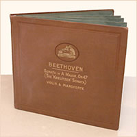 Before records had covers they were sold in plain brown paper wrappers