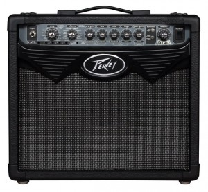 The Vypyr 15 is a fully-featured guitar modeling amp from Peavey that is perfect for home use, small gigs or studio recording.