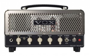 The Night Train tube amp delivers the rich, full tube tones reminiscent of Clapton, Stevie Ray and Jeff Healey.