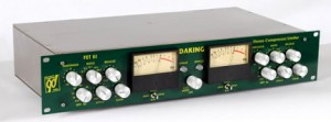The Daking FET III stereo limiter offers true Class A perfomance at a reasonable price point.