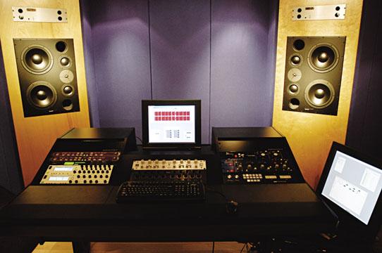 SoundLab at Disc Makers