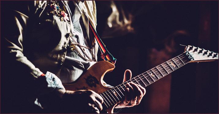 amazing guitar tone