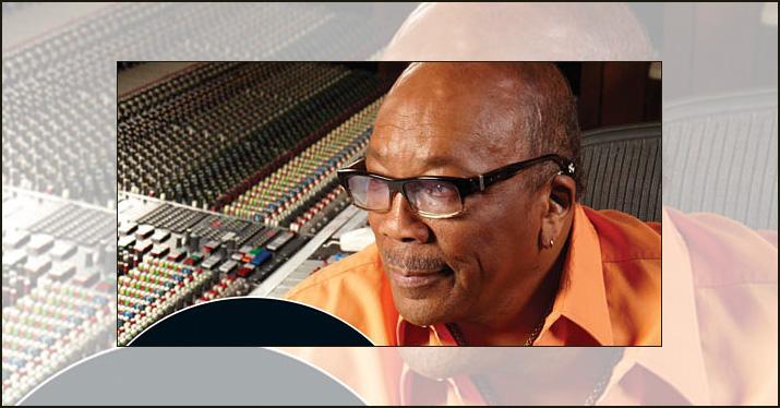 Quincy Jones record producer