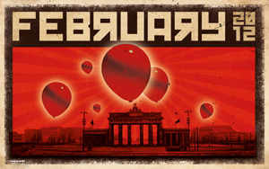 Disc Makers February Desktop Wallpaper. Nena's 99 Red Balloons