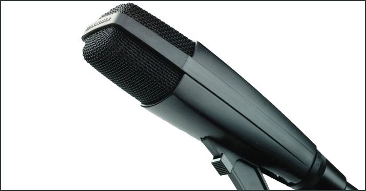 recording studio microphones