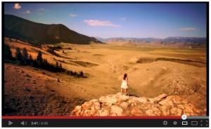 Cheryl's Music Video