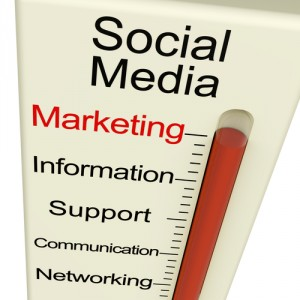 Social Media Marketing Thermometer