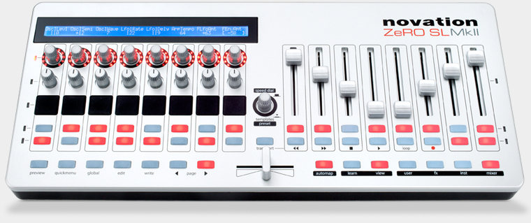 Novation MIDI Controller