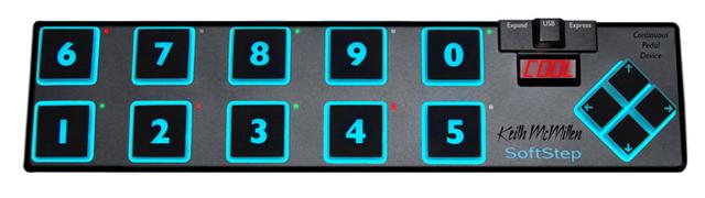 McMillen MIDI Controller