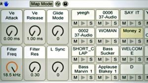 Drum Rack MIDI Controllers