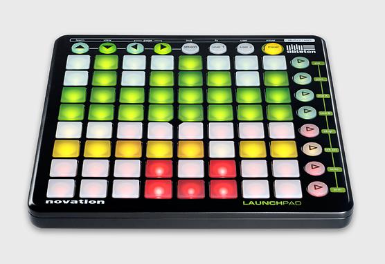 Launchpad MIDI Controllers