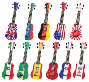 International ukulele