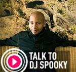 DJ Spooky, music tastemaker and magazine editor