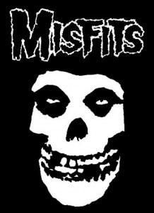 Misfits artist brand
