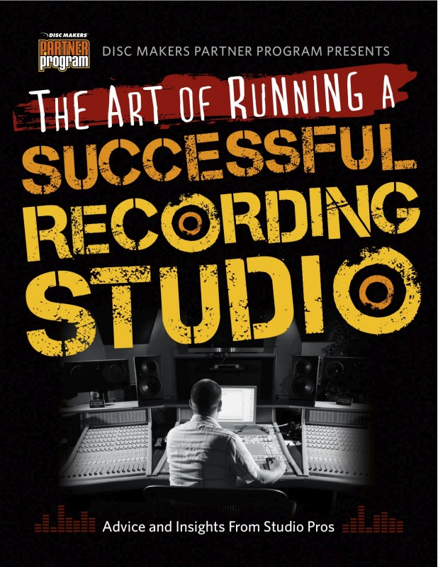 How to run a successful recording studio