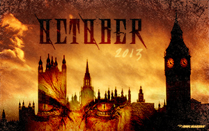 Disc Makers October Desktop Wallpaper. Zevon, Werewolves of London